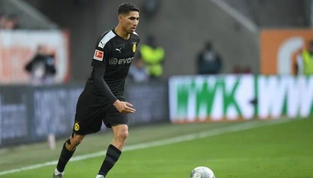 Bayern Munich in talks with Real Madrid to sign Ashraf Hakimi