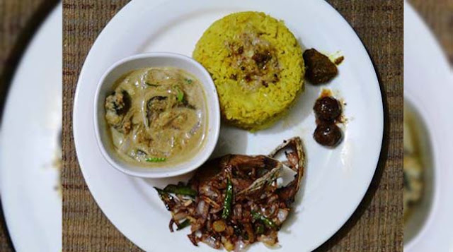 Nut-hilsa-and-nola-halash-fried