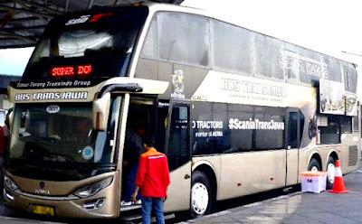 Tips Aman dan Nyaman Saat Naik Bus untuk Bepergian
