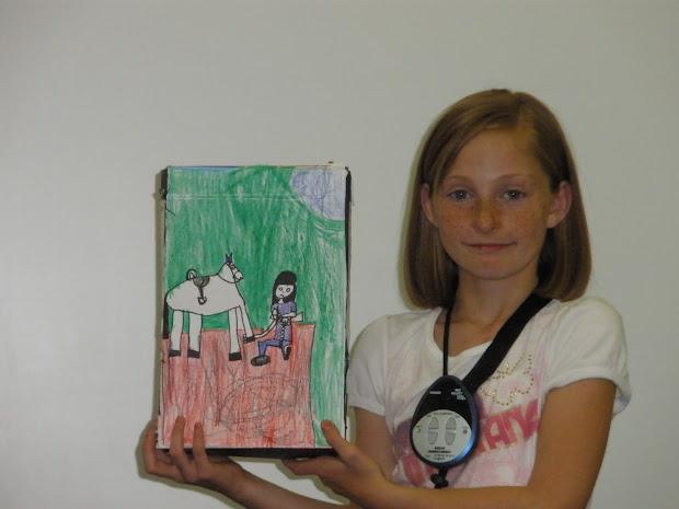 Snapp' 4th Grade 2011-2012 Memory Bag And Box