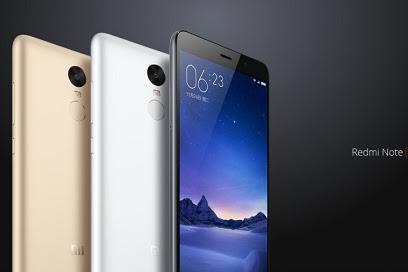 Daftar Harga dan Spesifikasi Xiaomi Note