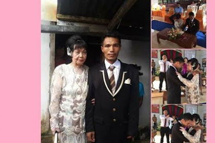 Kisah Pemuda 28 Tahun yang menikahi Nenek 82 Tahun.. Alasan nya karena untuk....