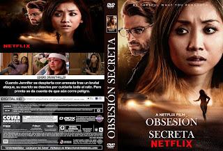 CARATULA SECRETA OBSESION-Secret Obsession 2019[COVER DVD]