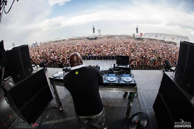 Espectáculo con DJ