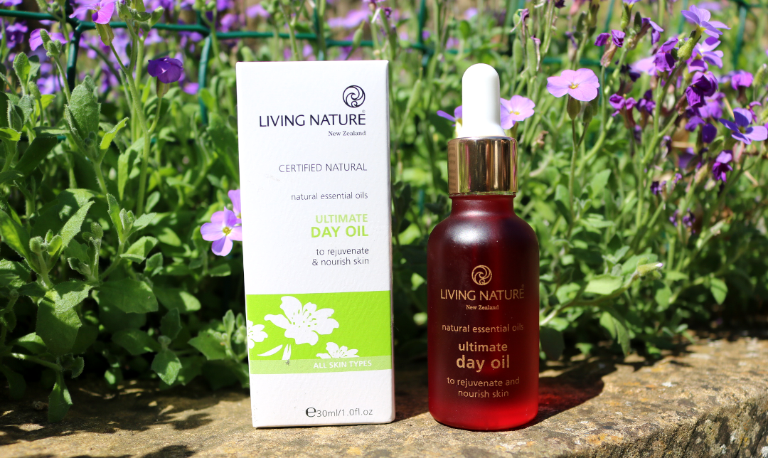 Living Nature Ultimate Day Oil review