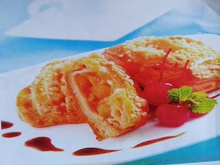 Gambar Resep Pie Apel Surprise
