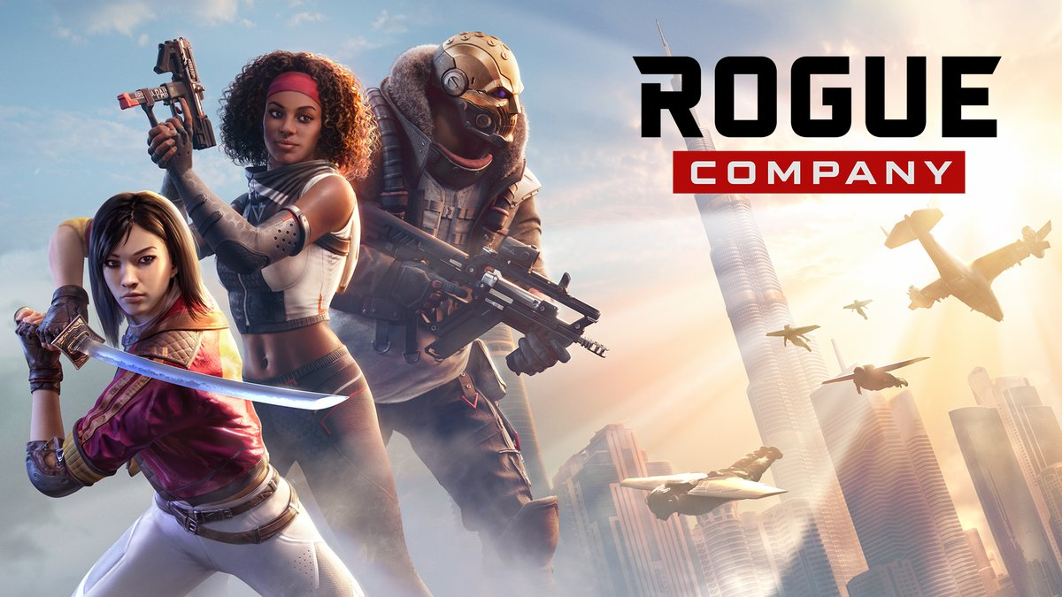 20 Million Strong Free-to-play Shooter 'Rogue Company' Now Available on Steam