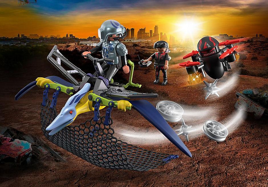 Playmobil DinoRise Pterodattilo