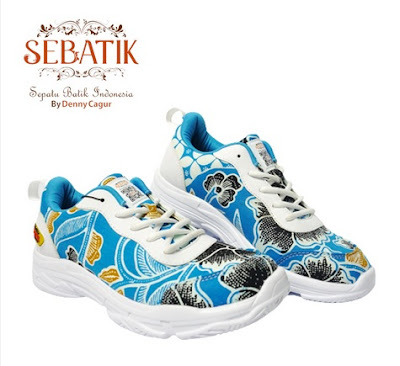 Harga Sepatu Batik Denny Cagur