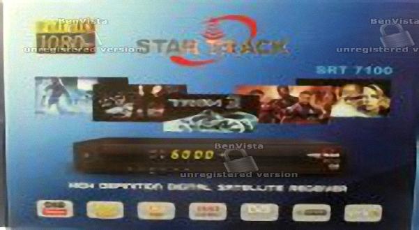 سوفت وير StarTrack SRT 7100 بتاريخ شهر 4-2016
