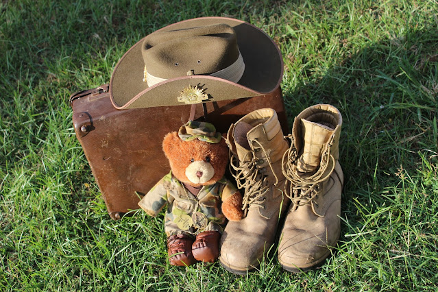 Australian Army Poem