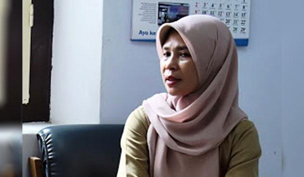 Kepala Dinas Sosial Dewi Susiati