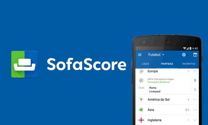 SofaScore Resultados ao Vivo v5.62.7 APK