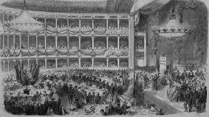 Türk Edebiyatında sahnelenen ilk tiyatro eseri hangisidir?