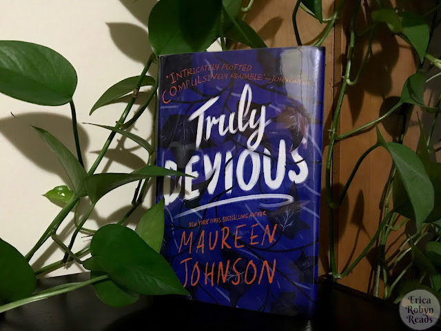 Book Review of Truly Devious by Maureen Johnson