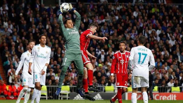 Liga Champions: Imbang Lawan Bayern Munich, Real Madrid Lolos ke Final