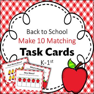 Make 10 Matching