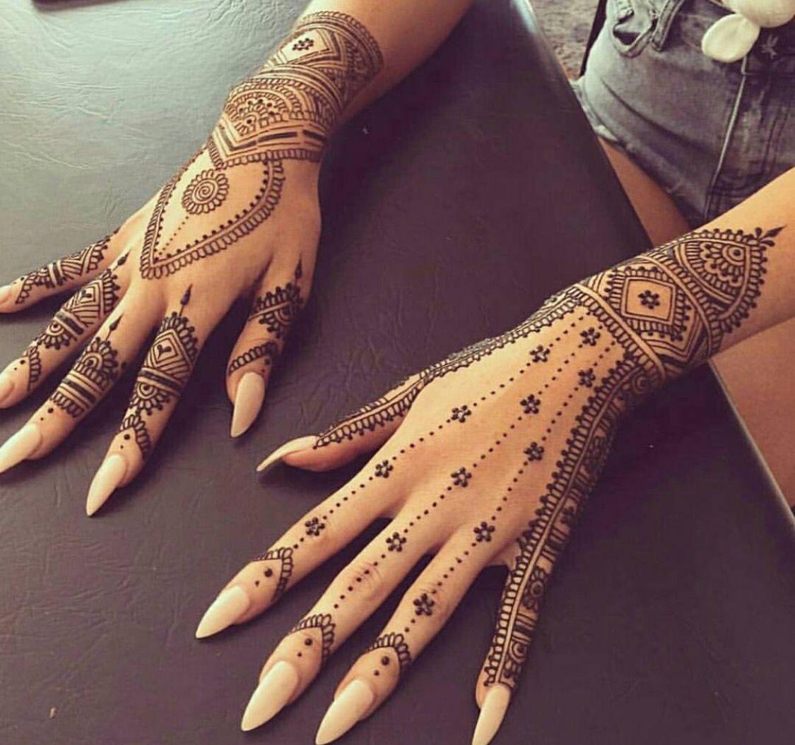 henné-tatouage féminin-6