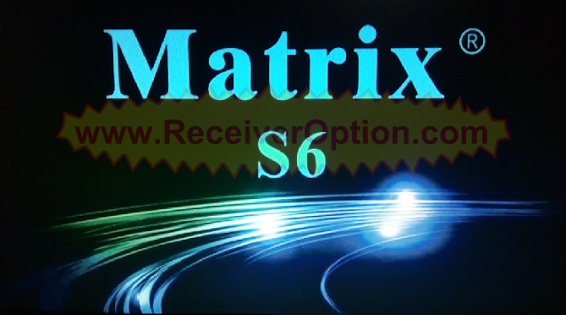 MATRIX ASH S6 1506T NEW SOFTWARE WITH ECAST OPTION