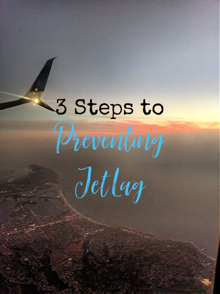 Now that you're getting close to traveling again, you don't want to waste any time on your trips, so here are 3 ways to prevent jet lag.