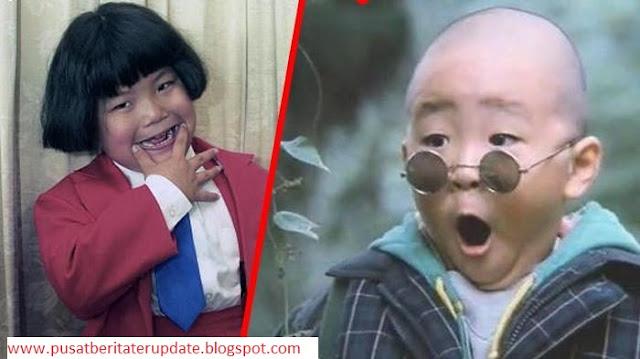 ANDA MASIH Ingat Dengan Film Boboho? Inilah Penampakan Gadis Yg Suka Mengejarnya Sekarang ''PASTI ANDA AKAN TERKEJUT ''!!