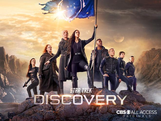 Star Trek Discovery temporada 3 poster