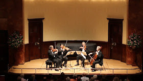 The Endellion String Quartet at the Wigmore Hall