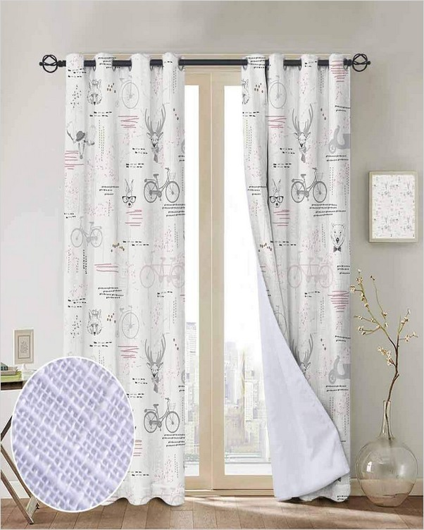 Modern Farmhouse Curtains Home Interior Exterior Decor Design Ideas