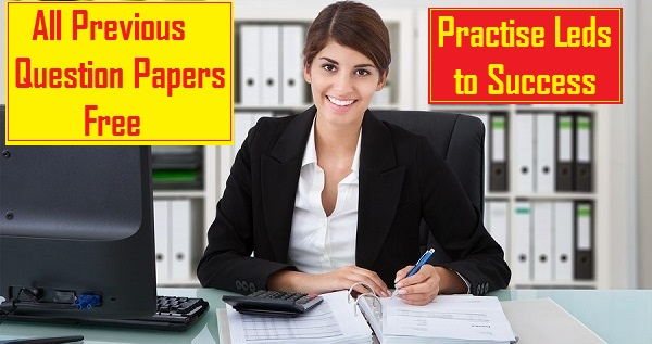 Previous Question Papers Download, Previous Year Exam Papers Free