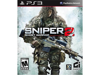 Sniper Ghost Warrior 2 PS3 free download full version
