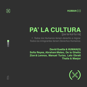 Baixar Musica Pa' La Cultura - David Getta ft. Human(x) Mp3