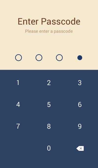SIMPLE(navy/blue beige)Ver.16