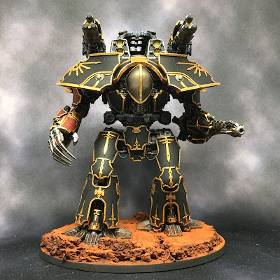 Warlord-Sinister for Adeptus Titanicus