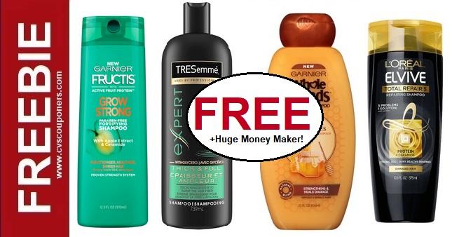 CVS Must Do Shampoo Coupon Deal 2-2-2-8
