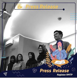 Press Release: Internship HMTP 2018