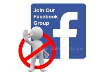 Mencegah biar tidak ditambahkan di group facebook Setting Facebook Menjadi ANTI Auto Add Group