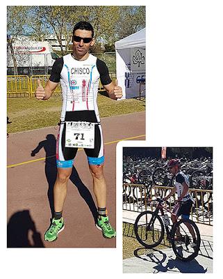 ciclismo Aranjuez - Duatlón Getafe