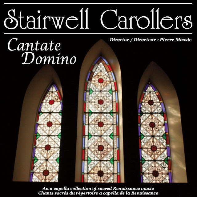 Cantate Domino CD cover