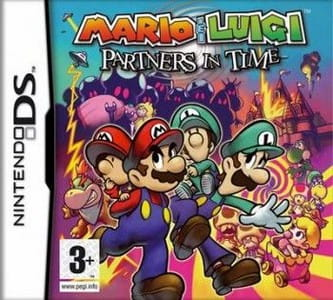 Rom Mario y Luigi Partners in Time NDS