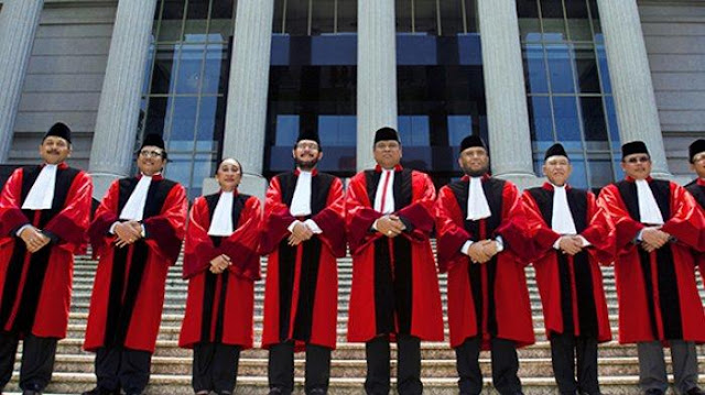 Polisi Tangkap Pria Penghina Mahkamah Konstitusi