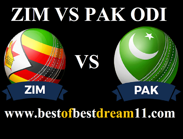 zim vs pak match dream 11 team