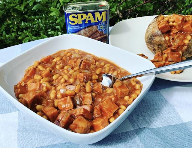 Cowboy SPAM® Beans