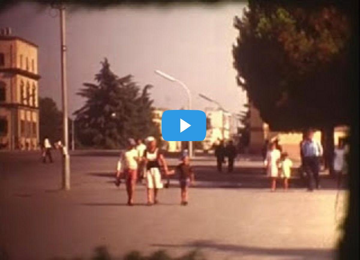 Shqipëria e Vitit 1973 (Video e Rrallë)