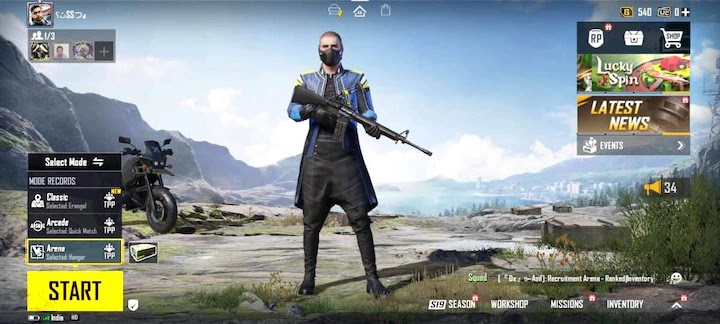 Battlegrounds Mobile has a problem after the new update, Krafton told how to fix