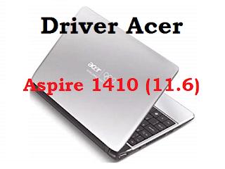Driver Acer Aspire 1410 (11.6)