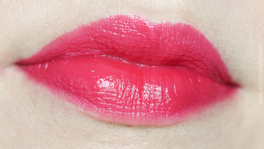 Astor Soft Sensation Lipcolor Butter Ultra Vibrant Color Pretty In Fuchsia
