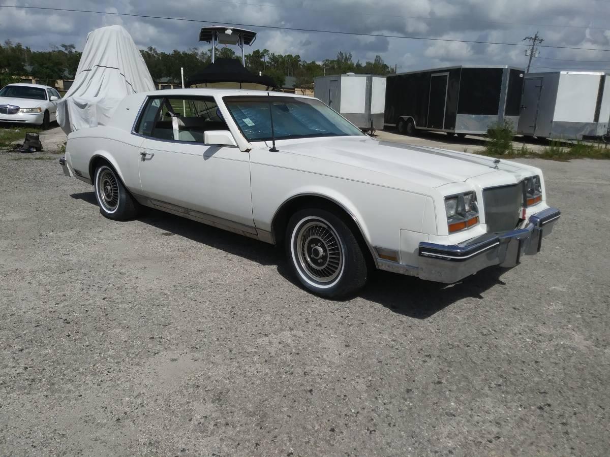 Turbocharged Luxury: 1984 Buick Riviera T-Type