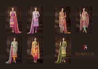 Deepsy Florent vol 23 Cotton Dress wholesale Price
