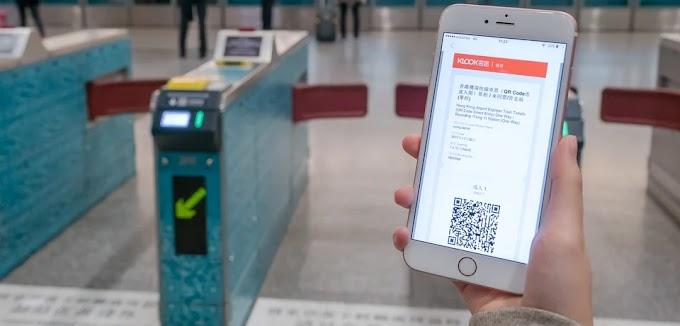 【即買即用】香港機場快線車票(掃QR Code直接入閘)