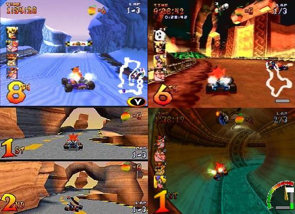 Free Download Crash Team Racing (CTR) - Blog Game